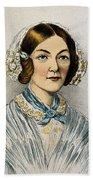 Florence Nightingale, Nurse Bath Towel