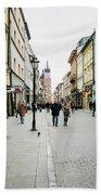 Florianska Krakow Bath Towel