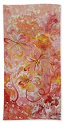Flower Fun Bath Towel