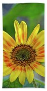 Flower Of The Sun Hand Towel