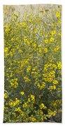 Flowering Tarweed Bath Towel