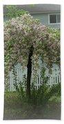 Flowering Tree By Earl's Photography Bath Towel