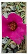Flowers Of Mount Totumas Bath Sheet