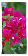 Flowers Bath Towel