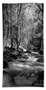 Flowing Creek Bath Towel
