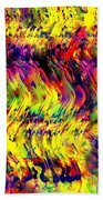Fly High On A Magic Carpet Ride Bath Towel
