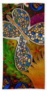 Fly With Me In Love Hand Towel