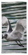 Flying Seagull Bath Towel