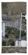 Flying The Flag For Cornwall Bath Towel