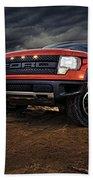 Ford F 150 Raptor  Bath Towel