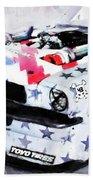 Ford Mustang Hoonicorn - 04 Bath Towel