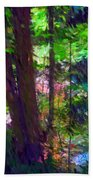 Forest For The Trees Bath Towel