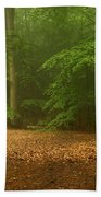 Forest Light 4 Bath Towel