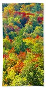 Forest Of Color Bath Towel