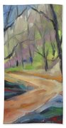 Forest Way Bath Towel