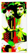 Forever Pinup II Hand Towel