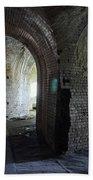 Fort Pickens Corridors Bath Towel