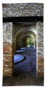 Fort Pickens Interior Bath Towel