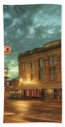 Fort Worth Impressions Main And Exchange Bath Towel