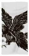 Four Wings Hand Towel
