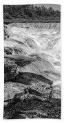 Fourth Chute Falls Bath Towel