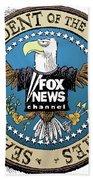 Fox News Presidential Seal Hand Towel