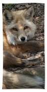 Foxy Bath Towel