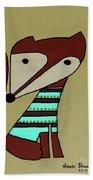 Foxy Moxy Bath Towel