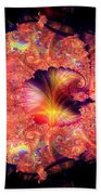 Fractal Layered Bath Towel