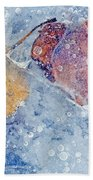 Fractured Seasons Bath Towel