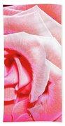 Fragrant Rose Bath Towel
