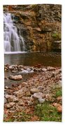 France Park Falls Bath Towel