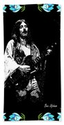 Frank Marino Of Mahogany Rush 4-14-78 Bath Towel