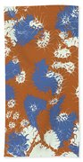 Frantic Delirium - V1sd88 Bath Towel
