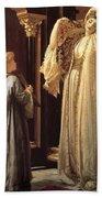 Frederick Leighton Light Of The Harem C  1880 Bath Towel