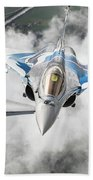 French Dassault Rafale Formation 1 Hand Towel