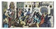 French Revolution, 1789 Hand Towel