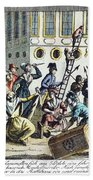 French Revolution, 1789 Bath Towel