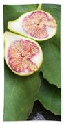 Fresh Figs Bath Towel
