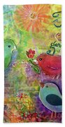 Friends Always Together Hand Towel