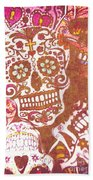 From A Tribal Design Hand Towel