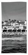 From Redondo Beach Pier Bath Towel