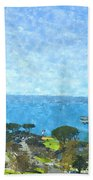 From The Shore Bath Towel