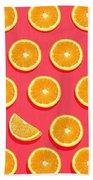 Fruit 2 Bath Towel by Mark Ashkenazi