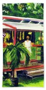 Fruit Stand North Shore Oahu Hawaii #163 Bath Towel