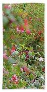 Fuchsia  Hand Towel