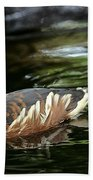 Fulvous Whistling Duck 2 Bath Towel