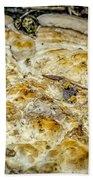 Fungus Pizza Bath Towel