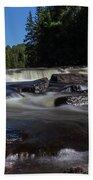 Furnace Falls - Minden Hills Bath Towel