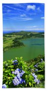 Furnas Lake Bath Towel